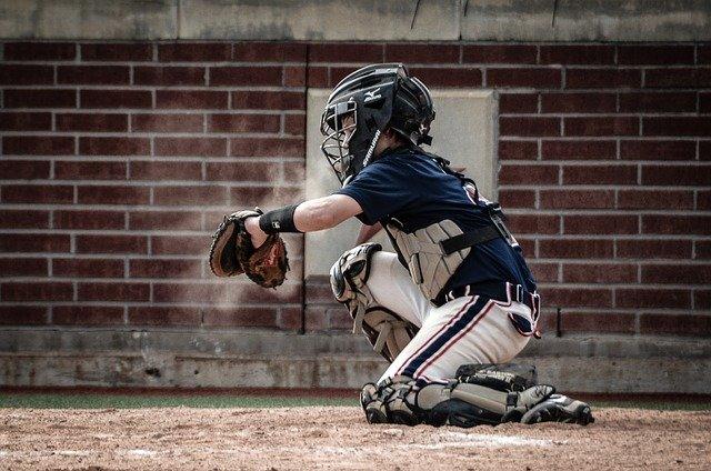Travel Baseball Catcher